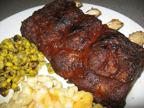 BBQ BEEF RIBS (London)