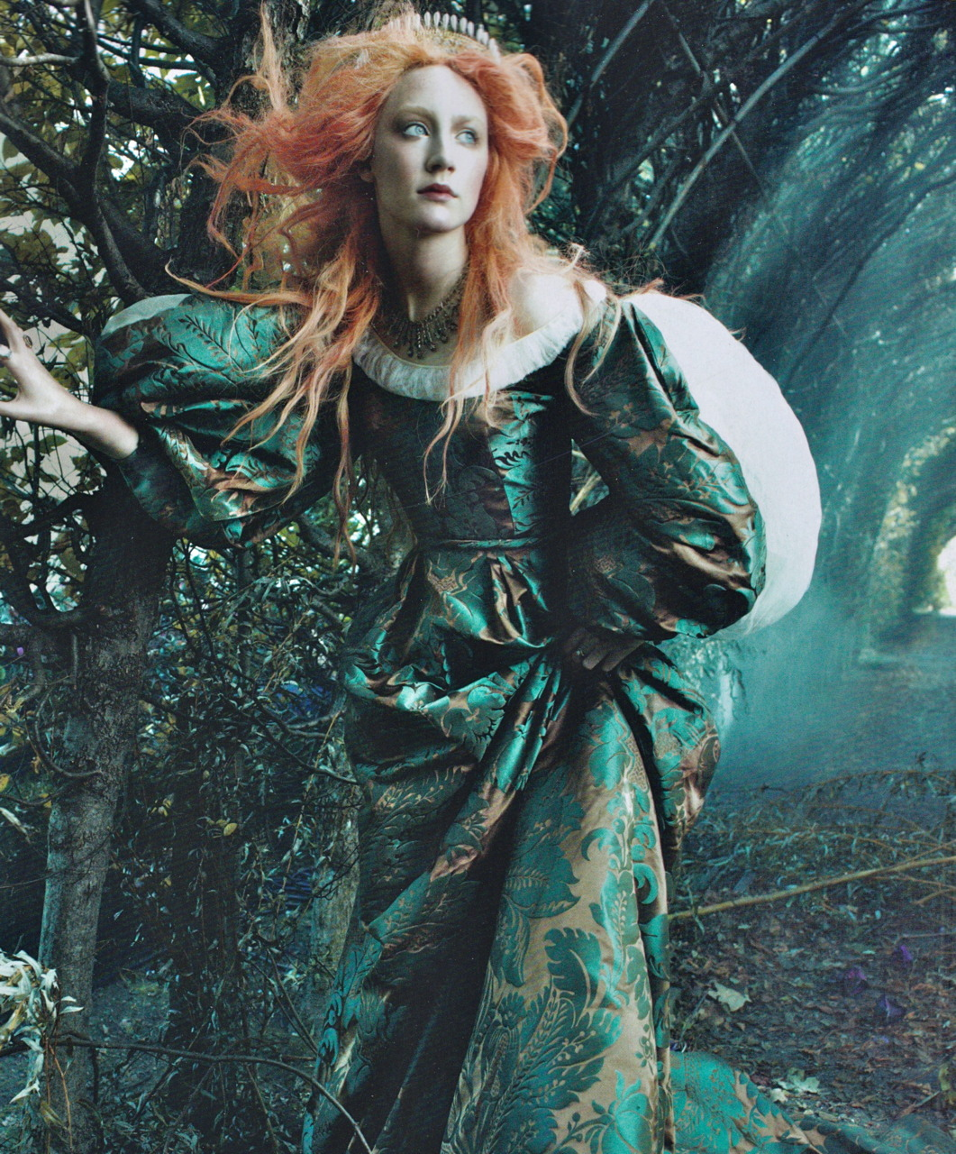 The Beautiful Necessity Vogue Cult Of Beauty With Saoirse