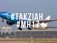 Peristiwa MH 17 , Muhasabah bersama !