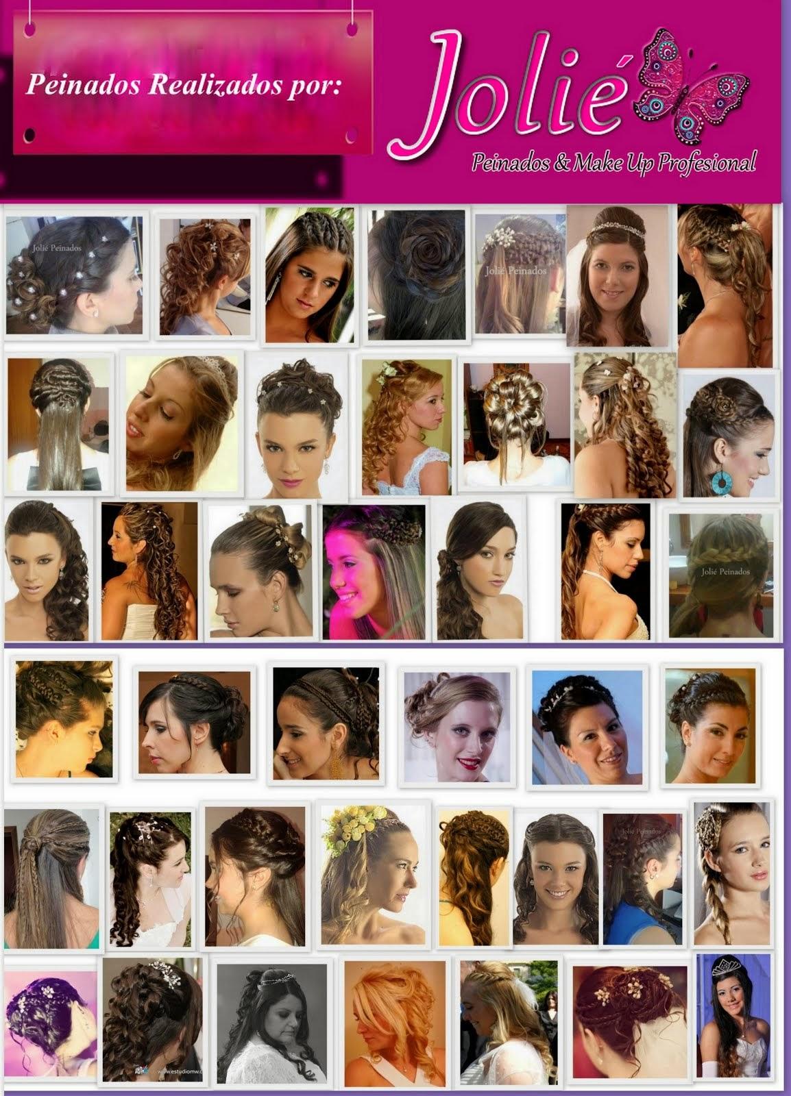 Peinados Jolié