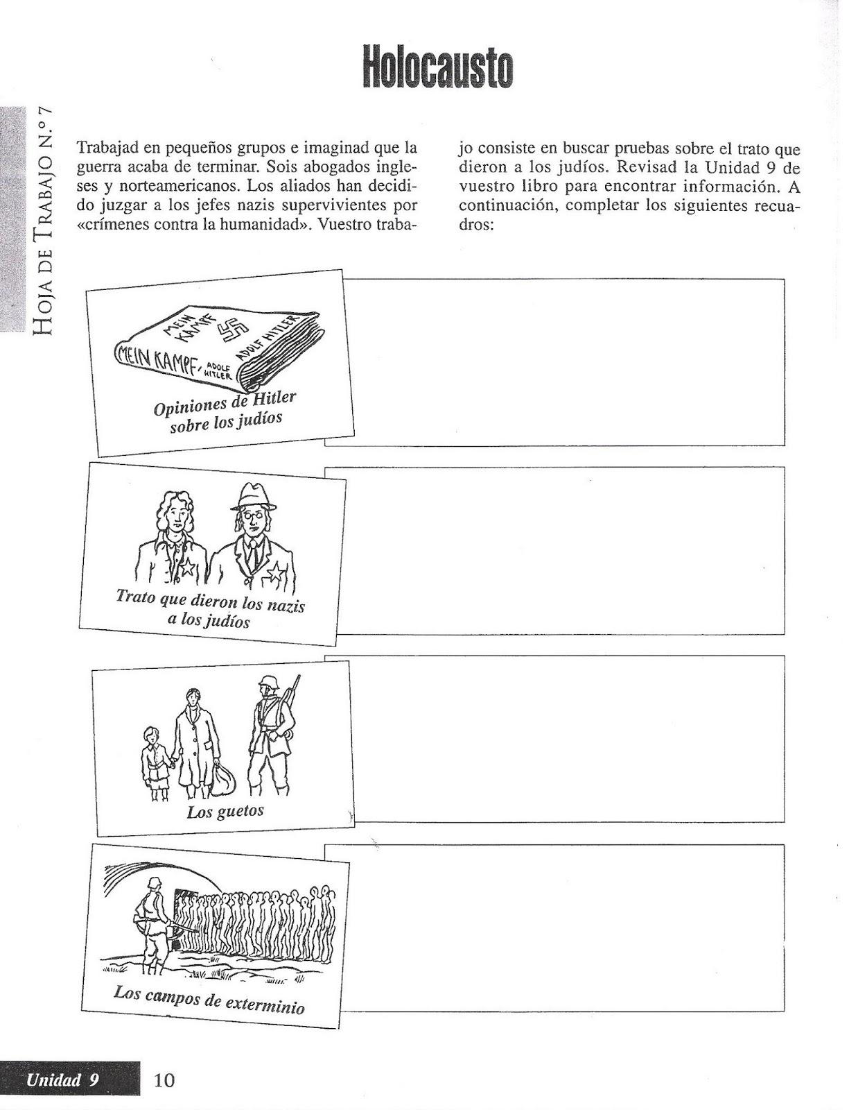 BLOG DE HISTORIA DEL MUNDO CONTEMPORÁNEO: ACTIVIDAD DE SÍNTESIS ...