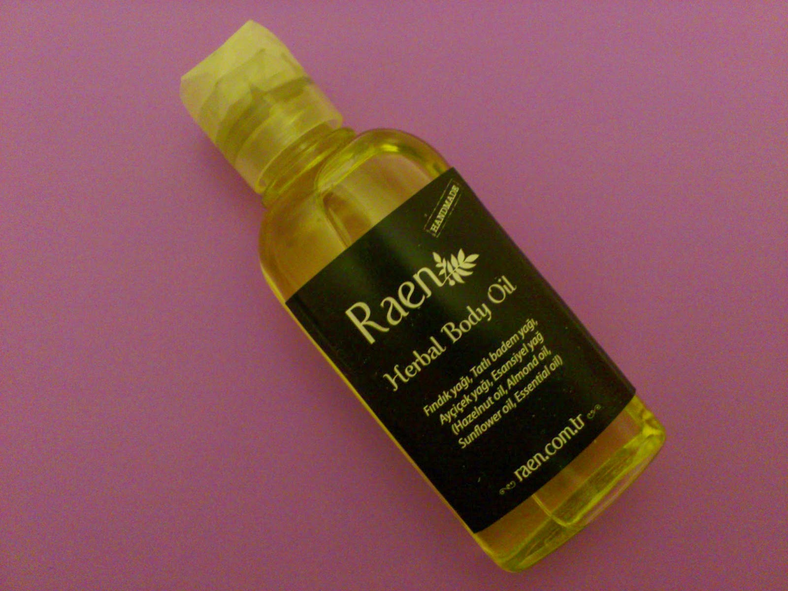 Raen Body Oil