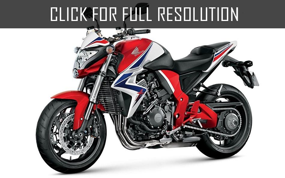 Honda CB1000R 2016