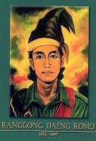 gambar-foto pahlawan nasional indonesia, Ranggong Daeng Romo