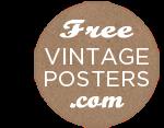 Free Vintage Posters, Vintage Travel Posters, Printables