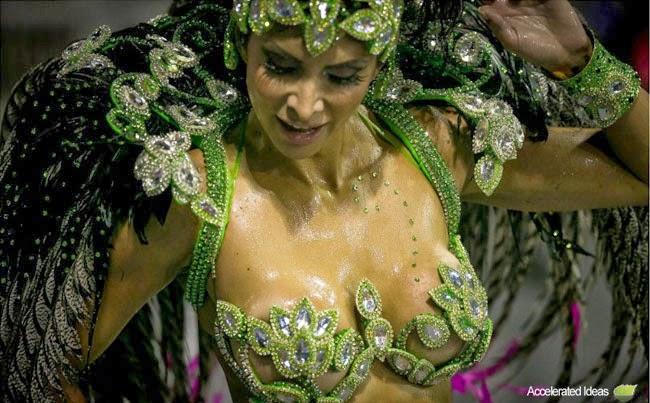Brazil Carnival 2014 - Best Photos (Sao Paulo)