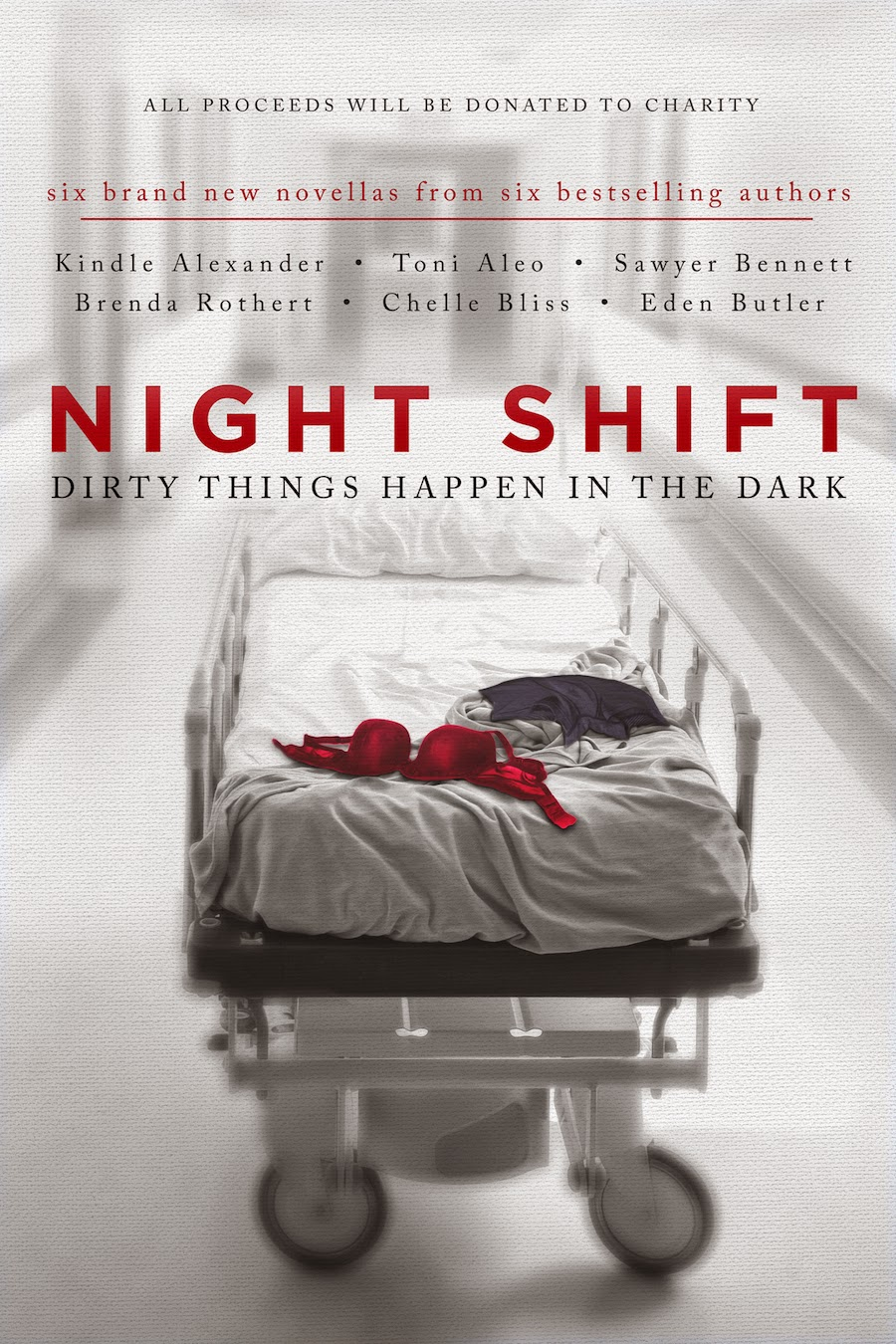 Night Shift: Dirty Things Happen In The Dark Book Review #books #bookreview
