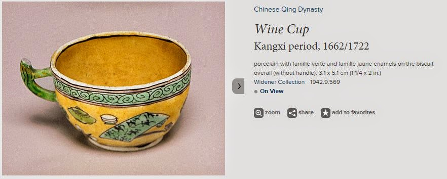 "<img src=""Kangxi Wine Cup .jpg"" alt="" Detail of Famille Jaune and Verte on Biscuit"">"
