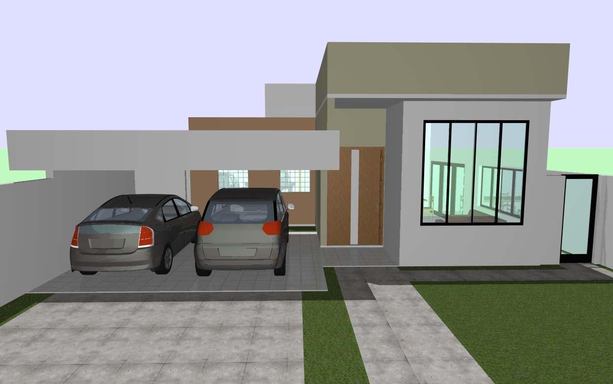 Joao boldori arquitetura e boldori boldori constru es for Fachadas de casas modernas 1 pavimento