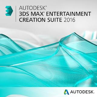 Autodesk 3ds Max Entertainment Creation Suite Standard 2016