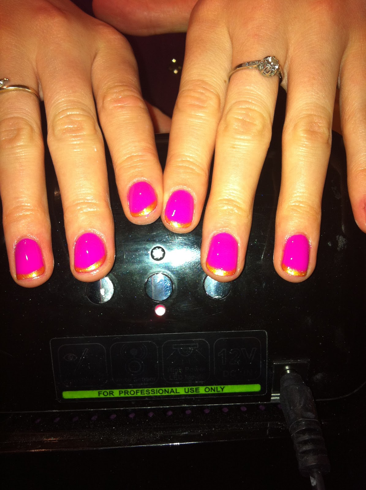 Belles On Style: The not-so-Everlasting Manicure from Urban Retreat ...
