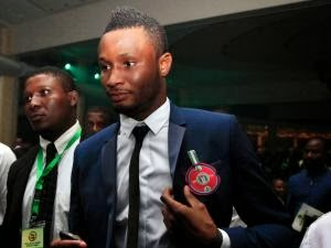 Nigerians 'sad' at John Obi Mikel African Player of the Year snub