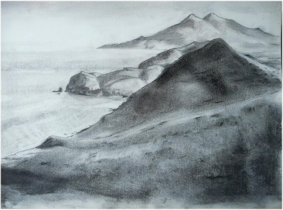 Los Frailes en el Cabo de Gata