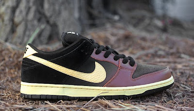 zapatillas nike black and tan escandalosas para los irlandeses