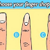 What Kind Of Person Are You Based On Your Finger Shape?