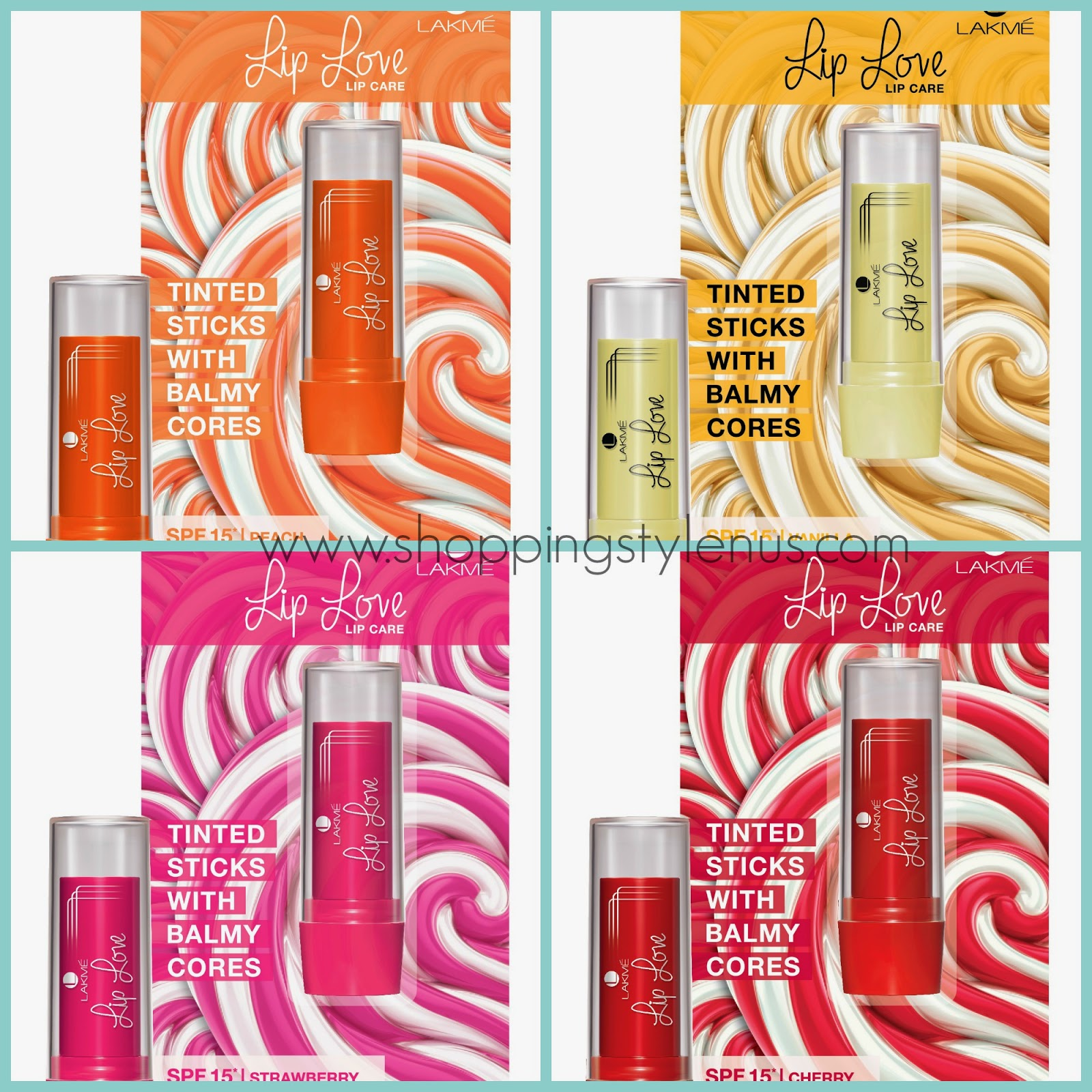 Attractive packaging and Price of Lakme Lip Love Colour