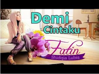 Lagu Demi Cintaku mp3 Fatin