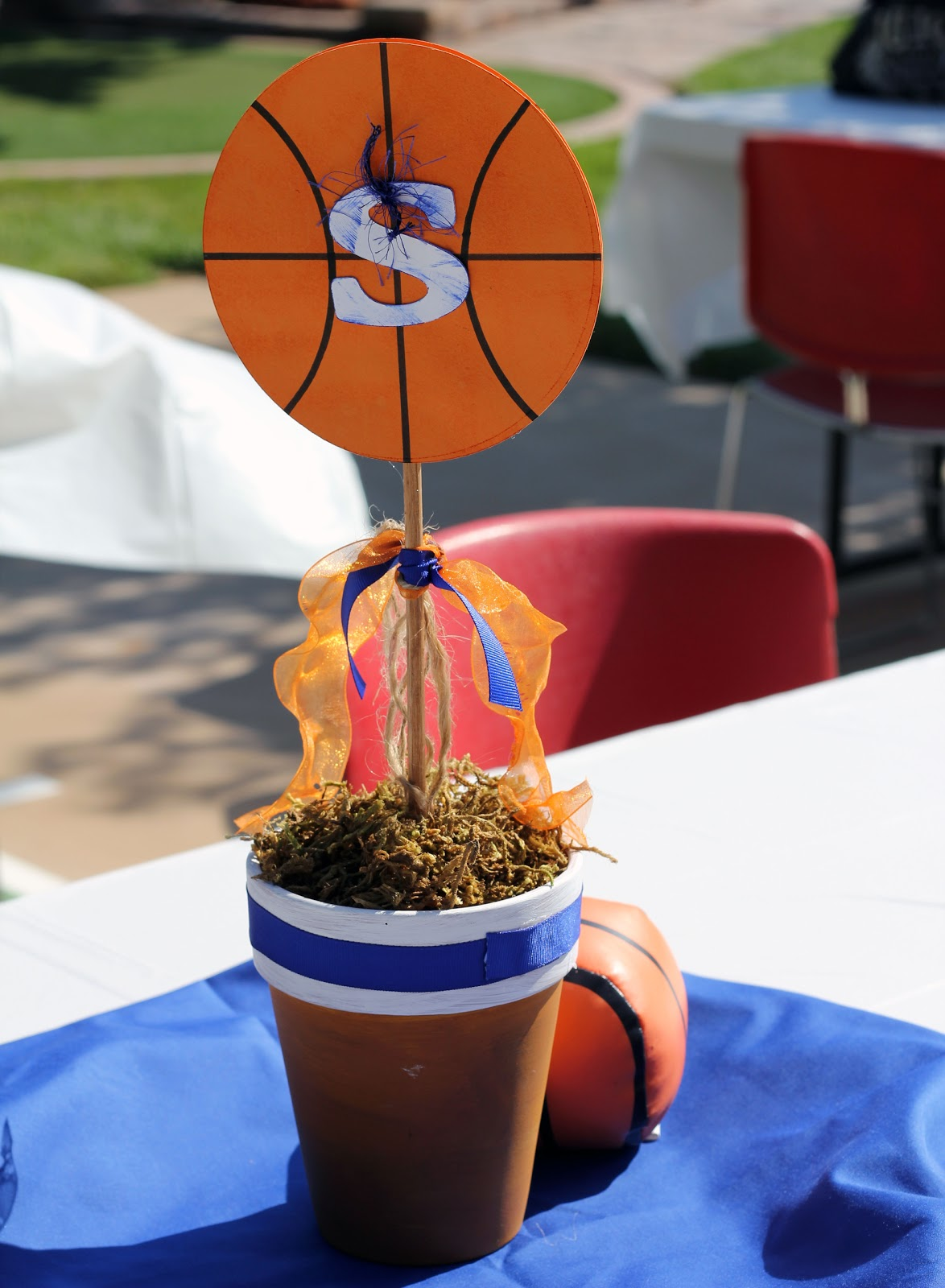 crae 39 s creations basketball baby shower