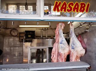 Kasabian naam geschiedenis - Armeense slager