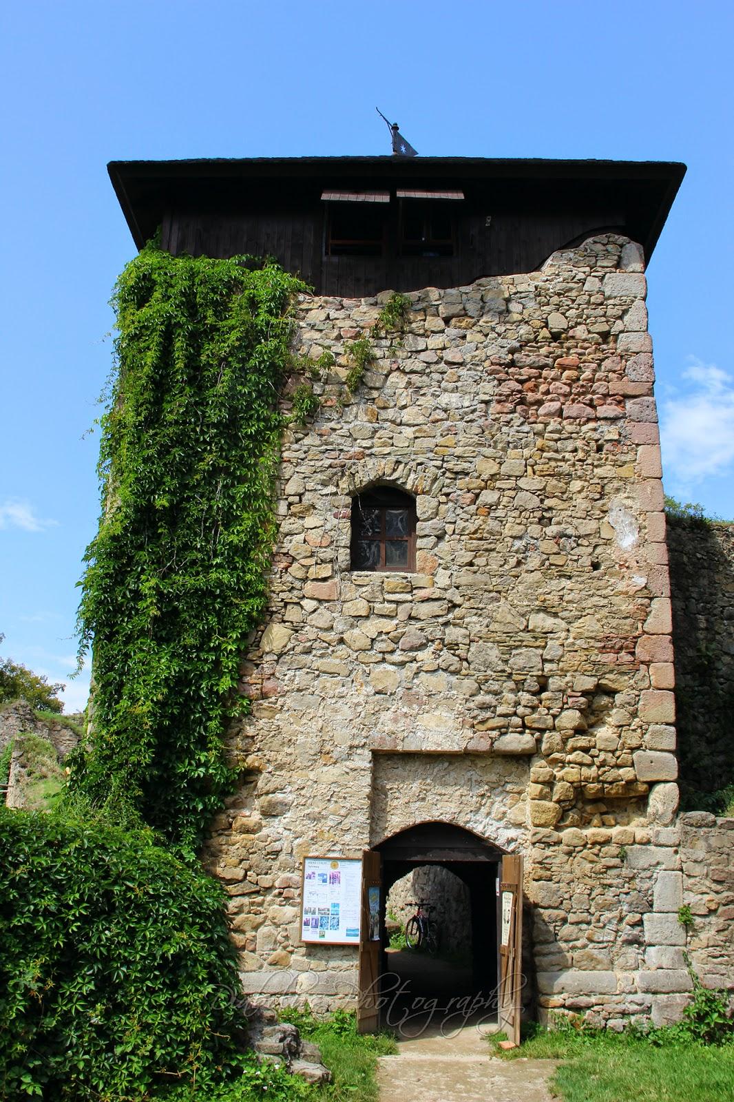Vstupní věž/The Entrace Tower