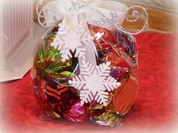 a soul s heartbeat snowflake gift bags