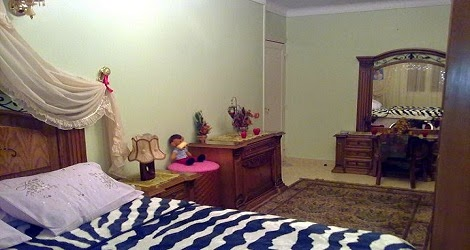 عندما انتقلنا الي منزل جديد