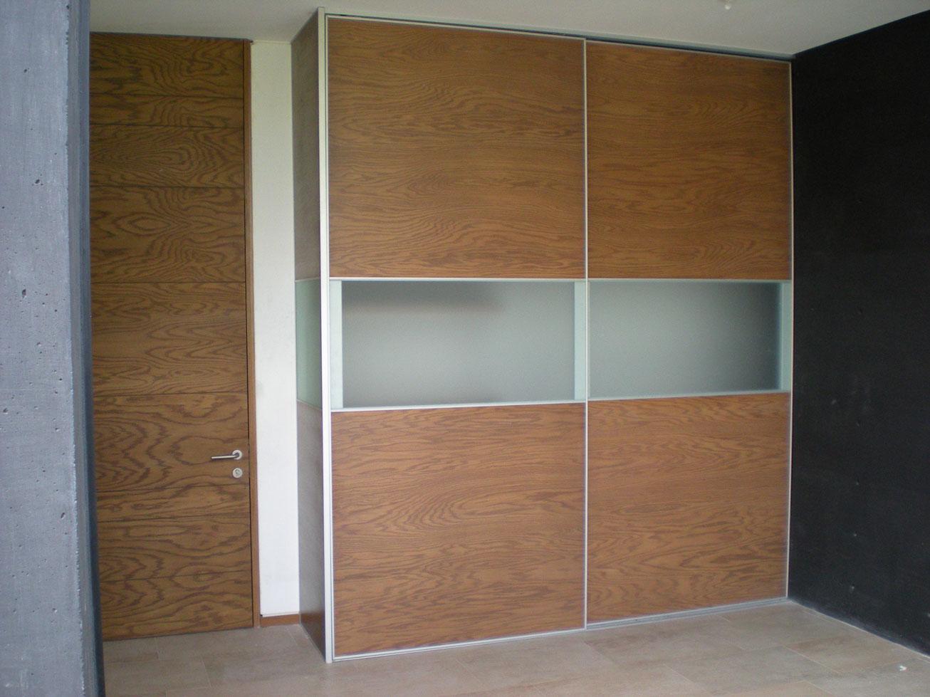 Carpinter a inteligente conoce m s del sistema scl para for Modelos puertas para closet