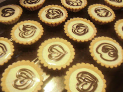 Chocolate cheese tart