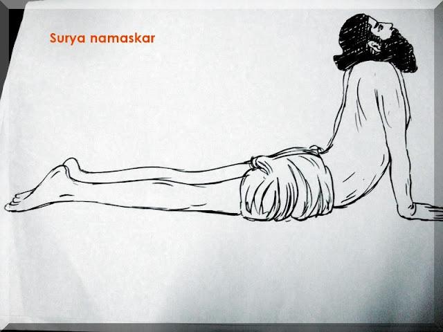 image for Surya namaskar(1)