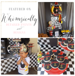 Featured: Whimsically detailed events