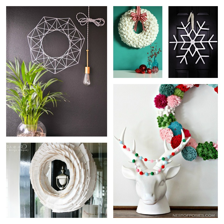 DIY Wreath Roundup || Very Shannon
