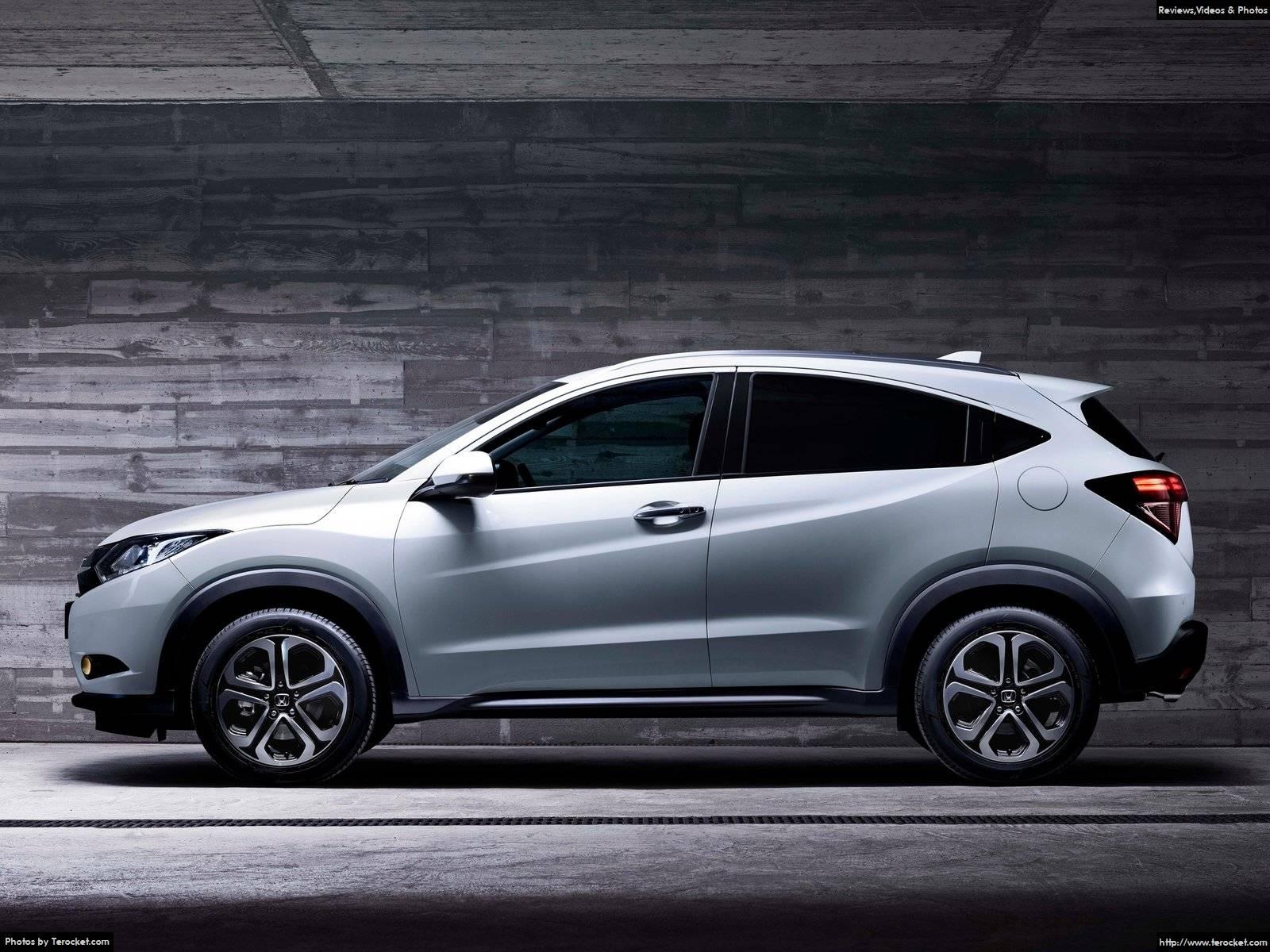 Hình ảnh xe ô tô Honda HR-V EU-Version 2016 & nội ngoại thất