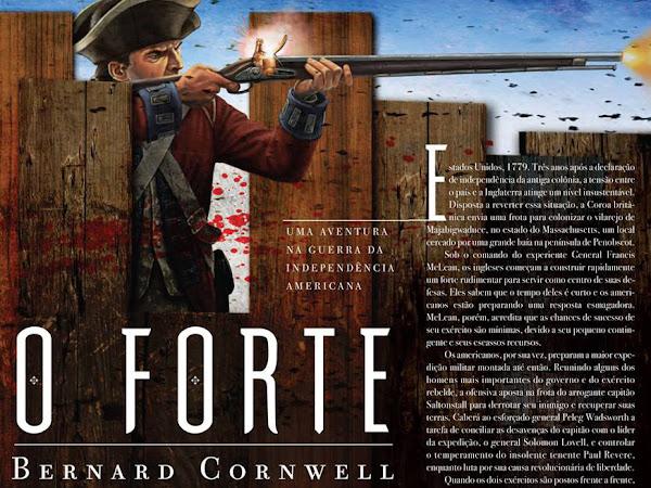 Degustação: O Forte de Bernard Cornwell