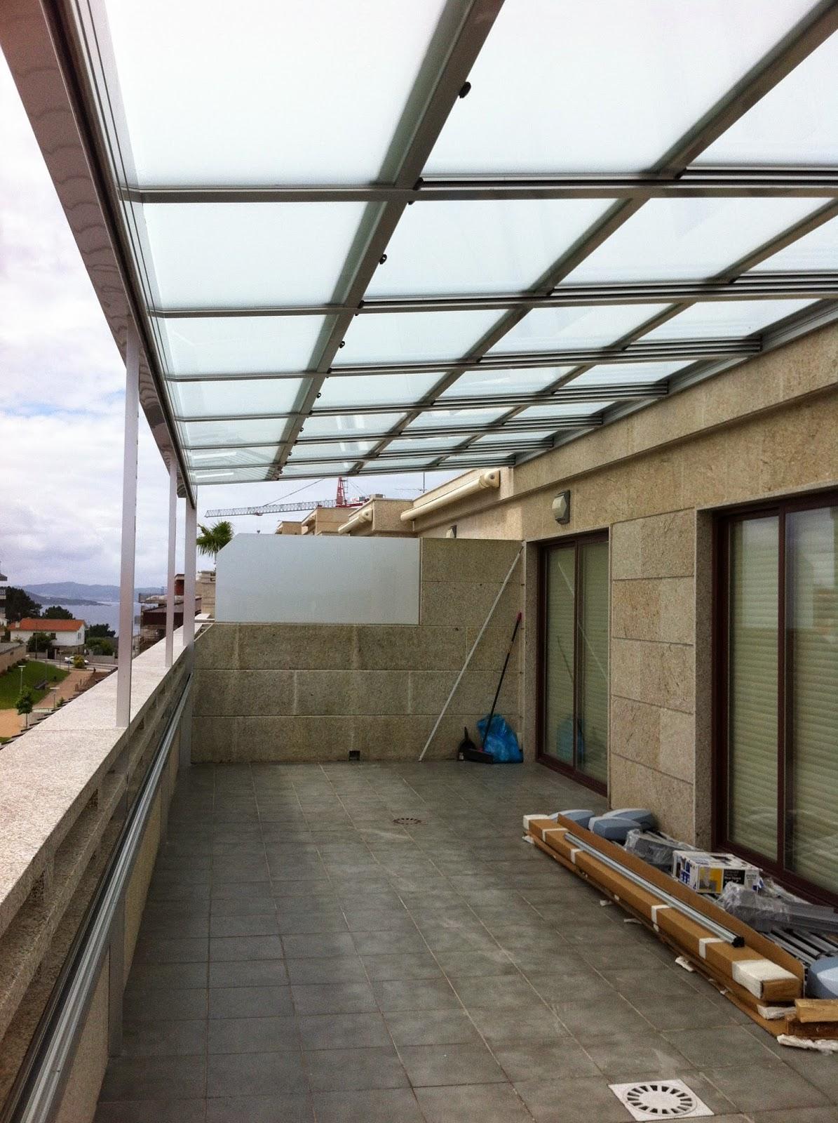 Techo fijo para su terraza cerramientos en murcia 674 - Toldos fijos para terrazas ...