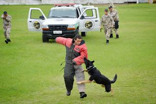 2º Encontro de Unidades K9 em Teresópolis acontece dias 23 e 24 de maio no Pedrão