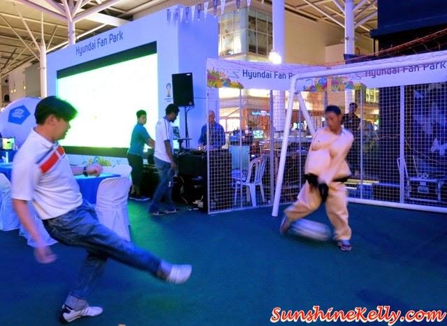 2014 FIFA World Cup Live Match, Hyundai Fan Park, Sunway Giza, 2014 FIFA World Cup, Live Match, Beer Factory, 2014 FIFA, world cup live matches, lifestyle blogger, sports blogger,