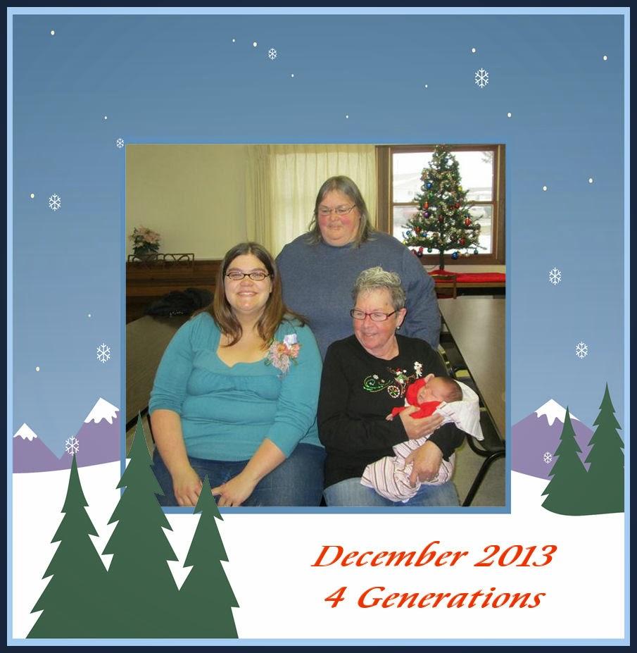 The Swett/Hess Family: 2013