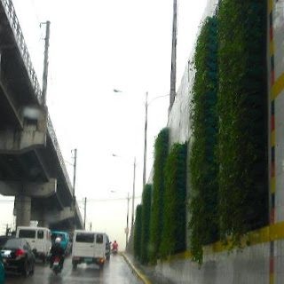 Edsa Green Wall Campaign