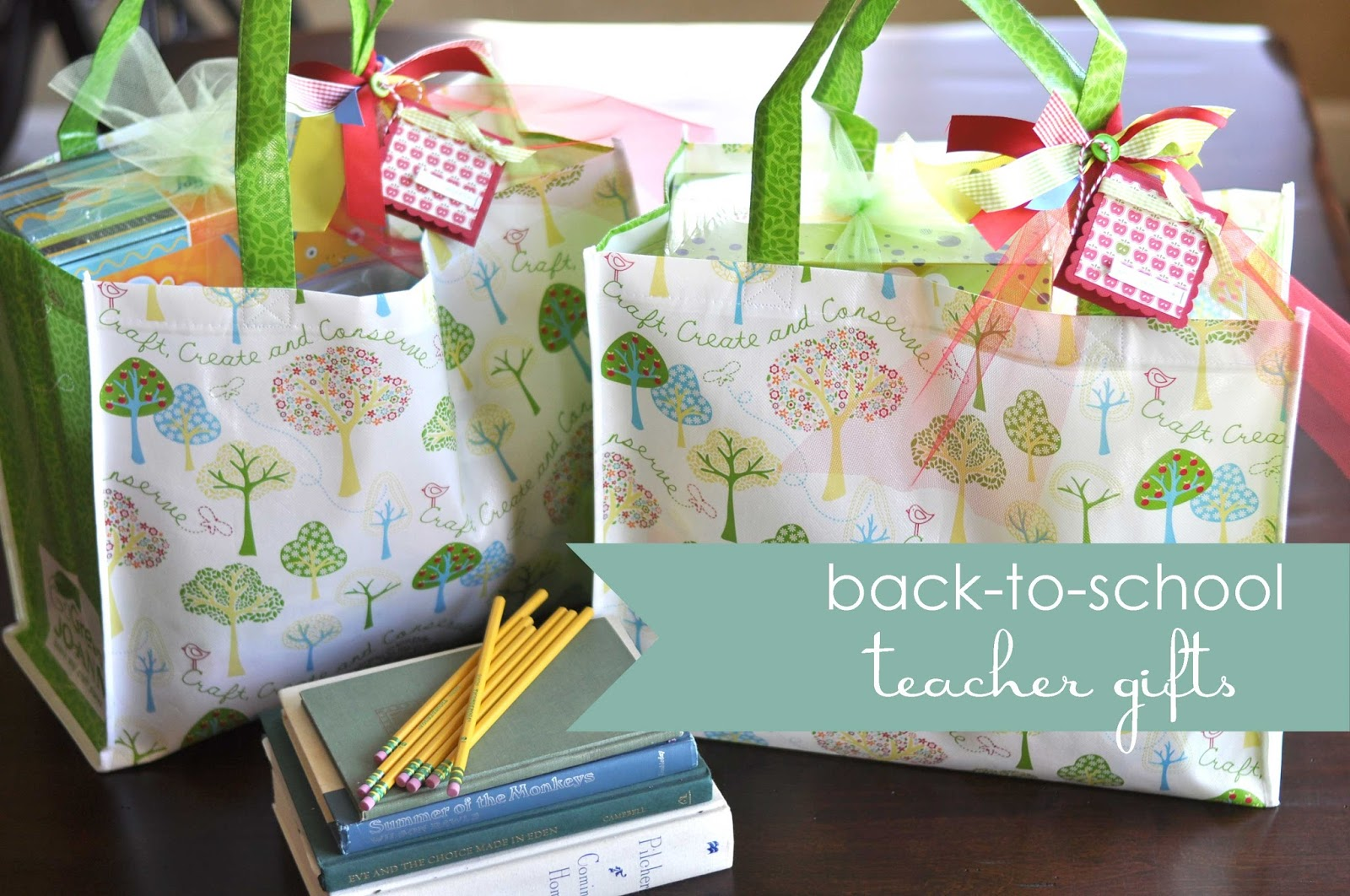 Classroom Ideas Back To School ~ Back to school teacher gift ideas little birdie secrets