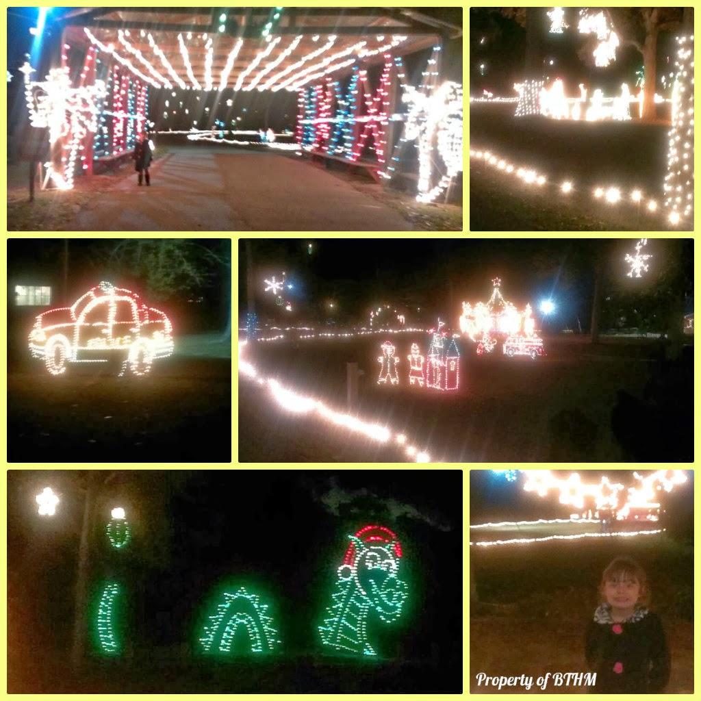 christmas lights 2013 collage 1