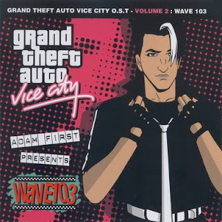 GTA Vice City Wave 103 CD Capa