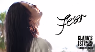 Lirik Lagu Clara Feat. Yasu Fear (겁) Lyrics