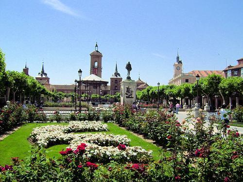 Grandes ciudades y capitales mundiales alcal de henares for Oficina inem alcala de henares