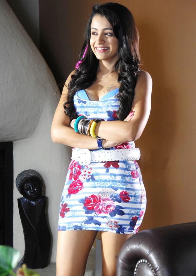 Tamil Actress Trisha Biography And New Sexy Photos