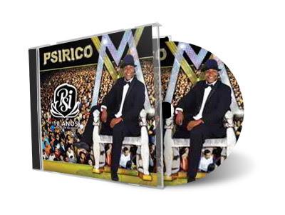 Cd Psirico – 10 Anos: Ao Vivo Em Salvador (2012)