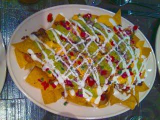 nachos at Mel's Burgers from YummyNachos
