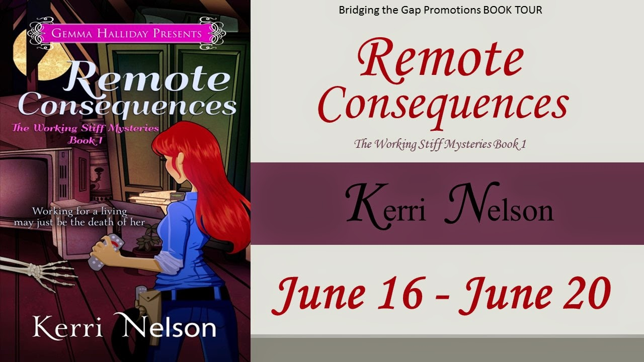 Remote Consequences Blog Tour - Guest Post