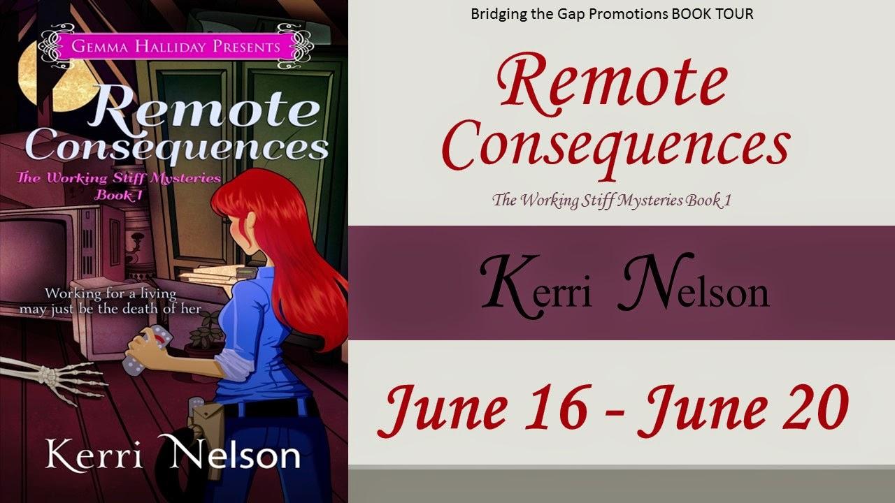 Remote Consequences Blog Tour - Guest Post