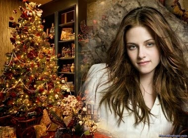 fotomontaje navideño