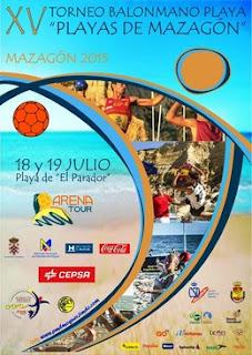 El XV Torneo de Balonmano Playa